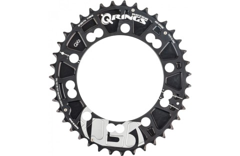 Rotor QX2 MTB outer Chainring with BCD 110mm