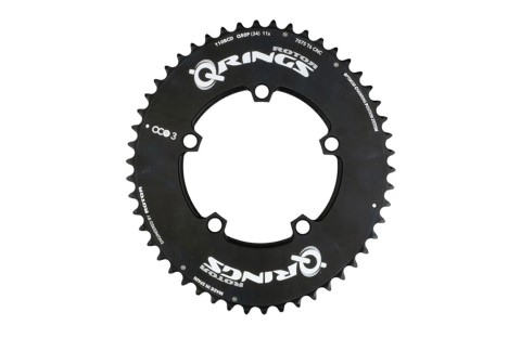 Rotor Q chainring with BCD 110mm and OCP3