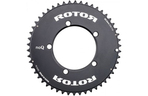 Rotor Aero noQ chainring variations with BCD 110mm