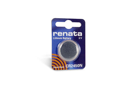 Batteria Renata CR2450N per power2max Classic