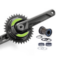 NGeco MTB FSA Afterburner single-Set