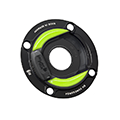 NGeco MTB Rotor Direct Mount Powermeter