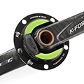 NGeco ROAD FSA K-Force BB386EVO with crank set