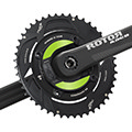 NG Gravel Rotor ALDHU3D+ powermeter set
