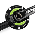 NG Road FSA Gossamer with crank set