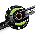 NG Road FSA Gossamer BB386EVO with crank set