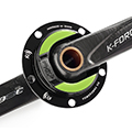 NG ROAD FSA K-Force BB386EVO with crank set