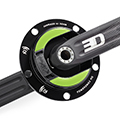 NG Road Rotor 3D24 with crank set