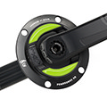 NG Rotor ALDHU-R 24 power meter set Road
