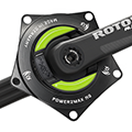 NG Rotor ALDHU power meter set Track