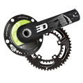 Type S Road Rotor 3D24 with crank set